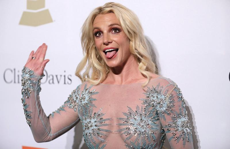 Britney Spears (Foto: Rich Fury/Invision/AP)