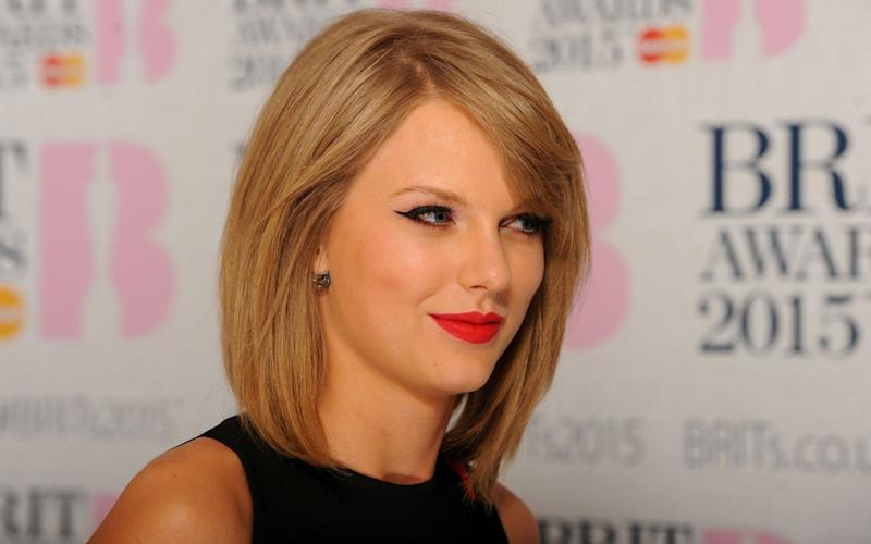Judge Michael W Fitzgerald made the comments while dismissing a copyright case against Taylor Swift - PA