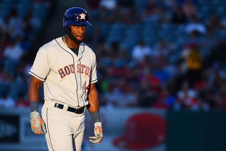 MLB Yahoo Cup DFS Picks tonight Friday June 11 2021 with top pitchers and hitters to target like Yordan Alvarez based on expert projections and picks