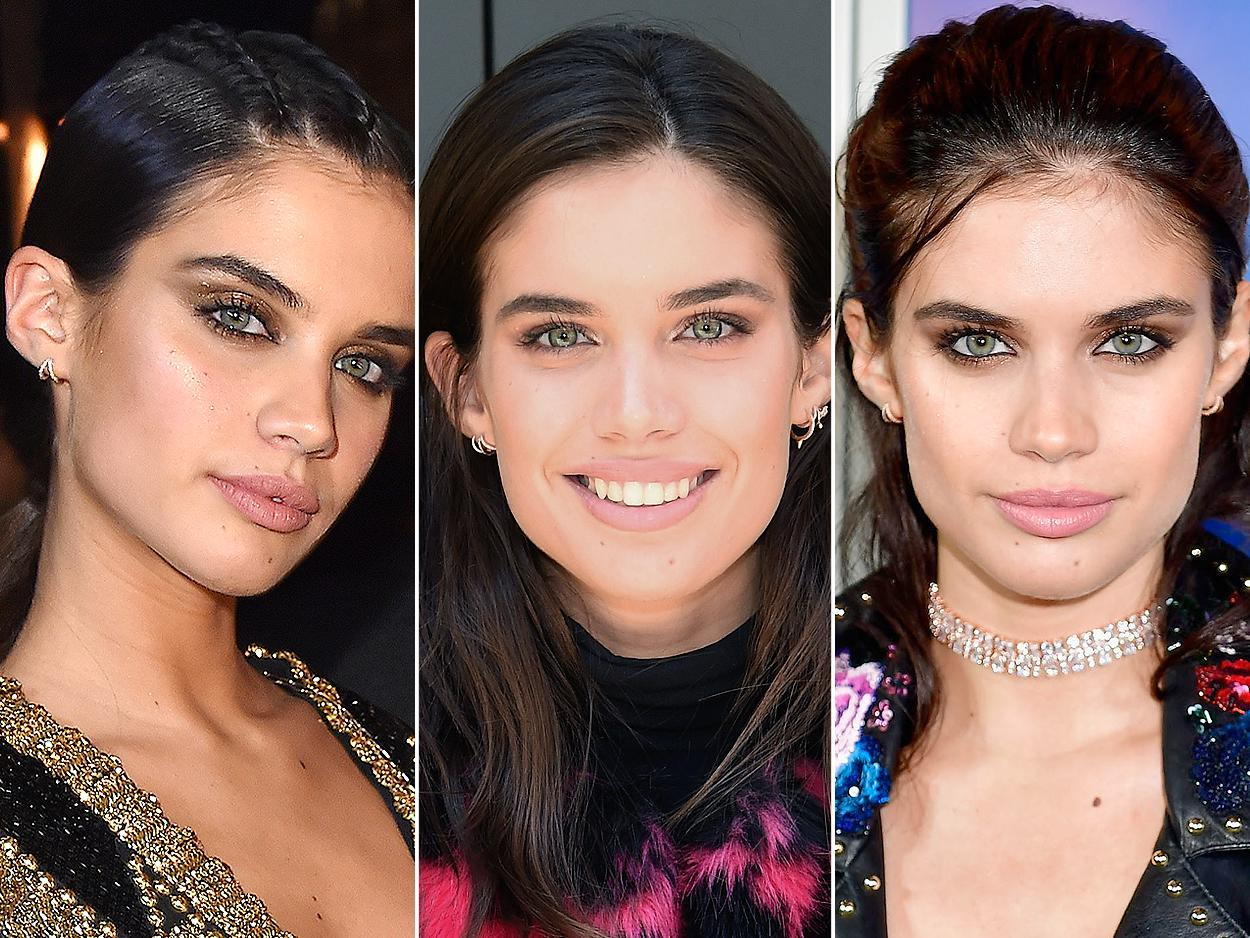 Sara Sampaio had so manystop-and-stare outfitsduring fashion month that we almost missed the sparklyhuggy earringsshe wore with most of them.Look for Less:Michael Kors modern brilliance crystal huggie earrings, $56.25;saksfifthavenue.com