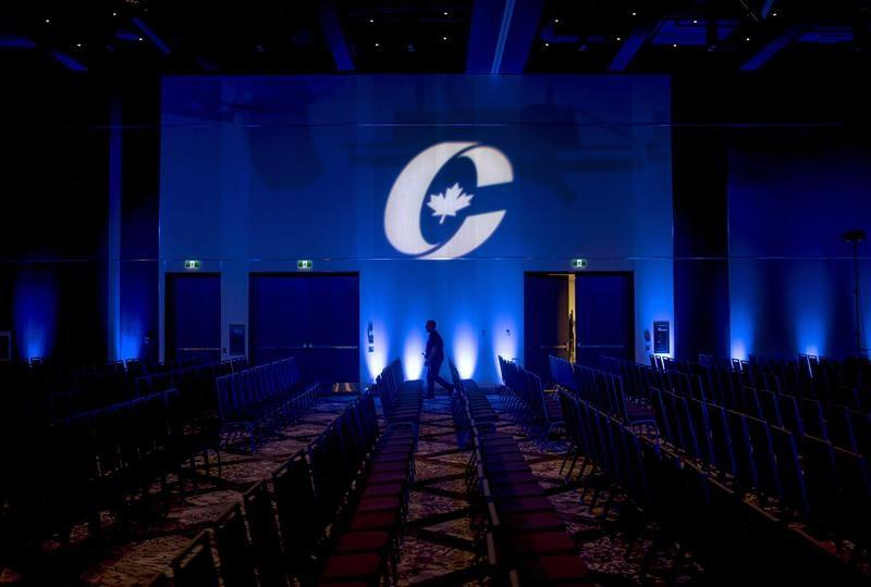 Conservative leadership contenders make pitches on policy, unity at N.S. event