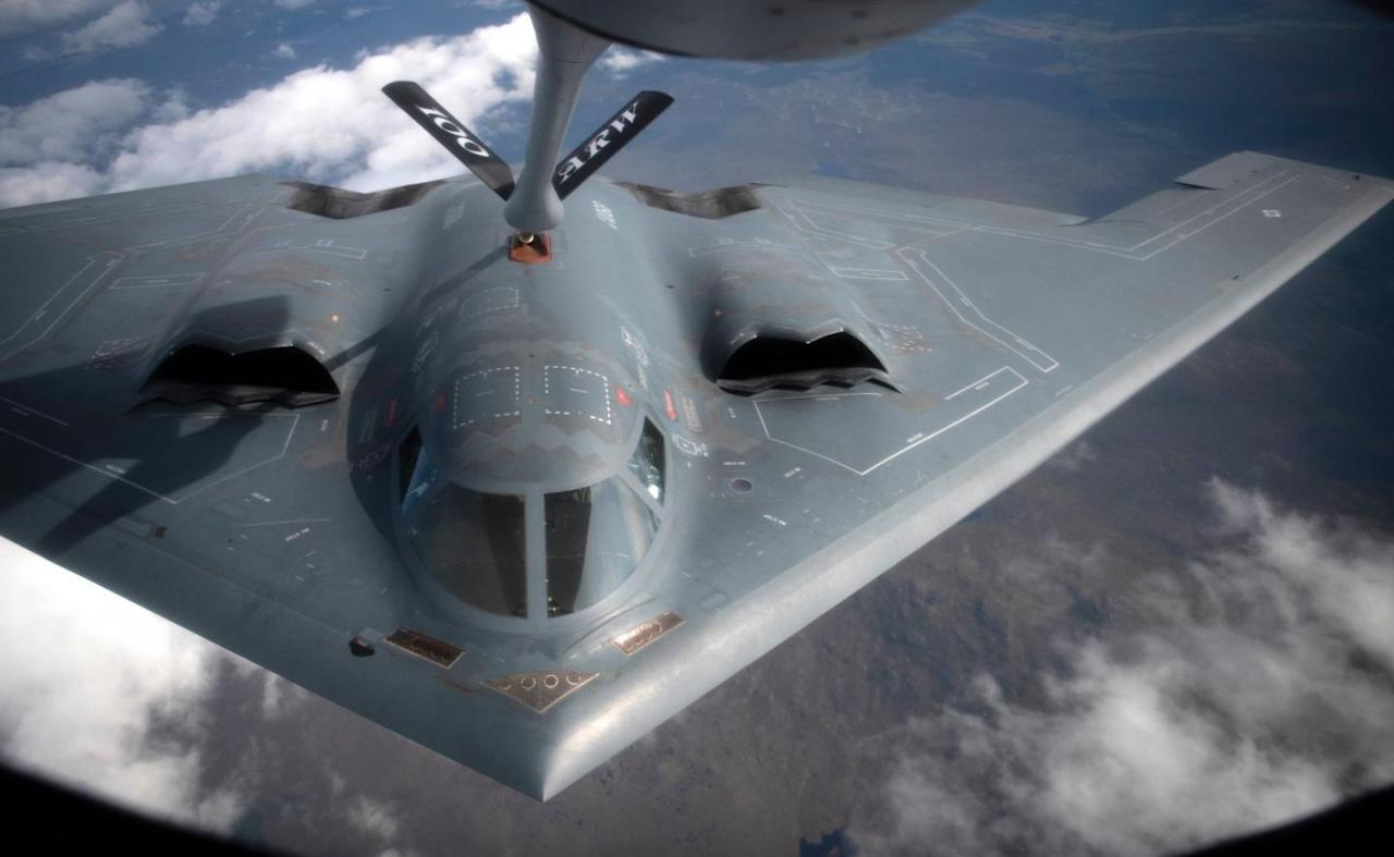 The B-2 Stealth Bomber: America's Most Powerful Bomber Ever?