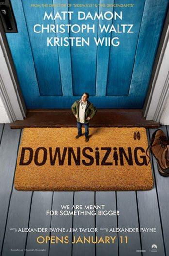Downsizing. Credit: Golden Village Cinemas