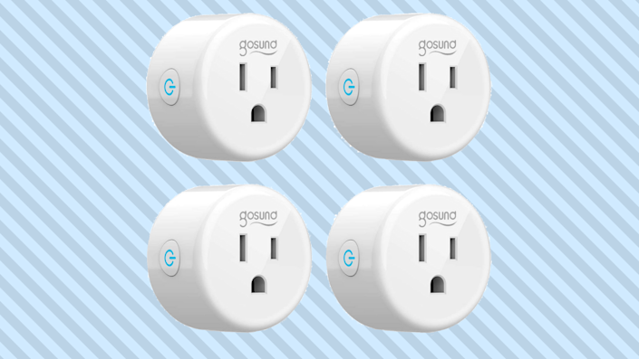 You're pretty smart...so what are you doing with dumb plugs all over your house? (Photo: Amazon)