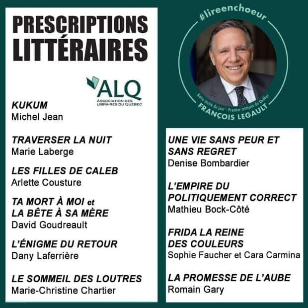 Quebec Booksellers Association