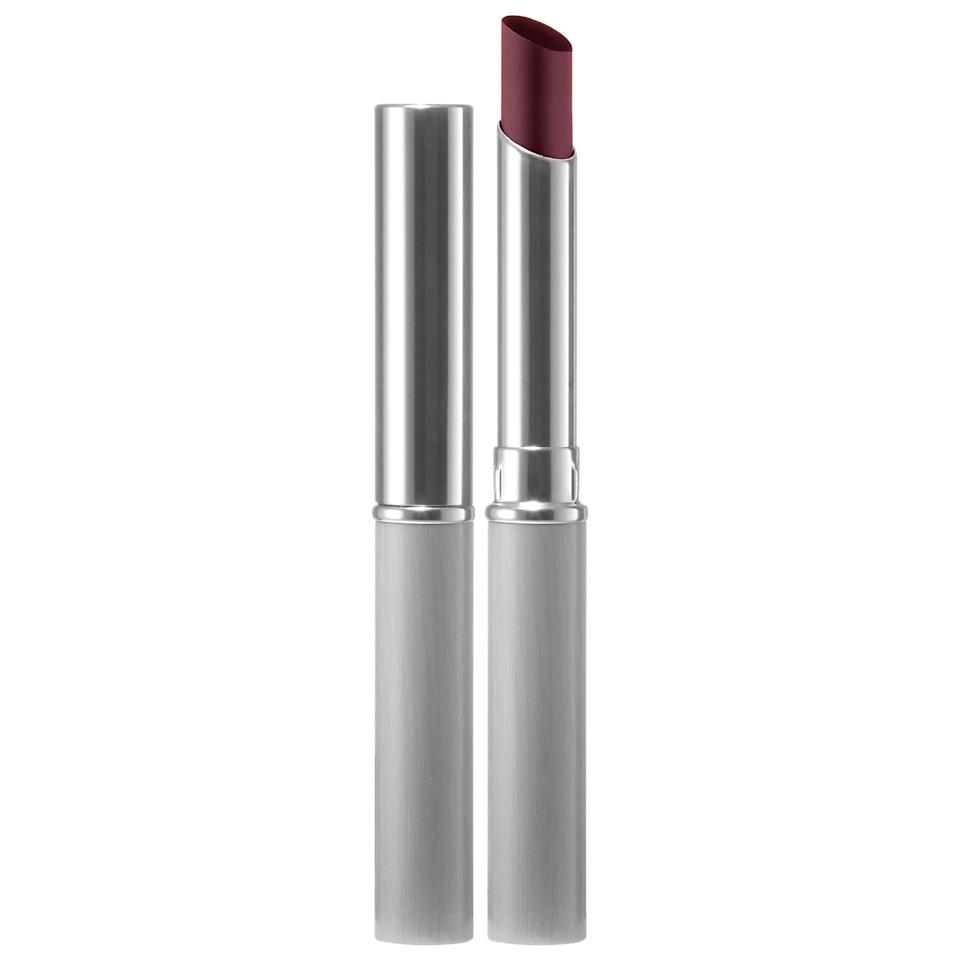 """""""I love a burgundy with brown tones for warm complexions,"""" Breuchaud says. If you prefer a sheer finish, he swears by this Clinique lipstick in Black Honey. """"It's super creamy and can also be used on your cheeks to create a monochromatic look.""""<br><br><strong>Clinique</strong> Almost Lipstick, $, available at <a href=""""https://www.sephora.com/product/almost-lipstick-P122751?skuId=70680"""" rel=""""nofollow noopener"""" target=""""_blank"""" data-ylk=""""slk:Sephora"""" class=""""link rapid-noclick-resp"""">Sephora</a>"""