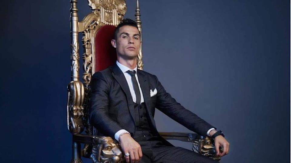 Ronaldo becomes first person to amass 500mn social media followers