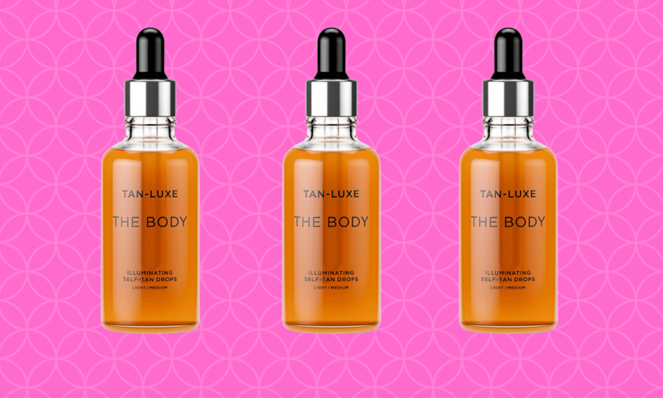 Get your summer glow back. (Photo: HSN)
