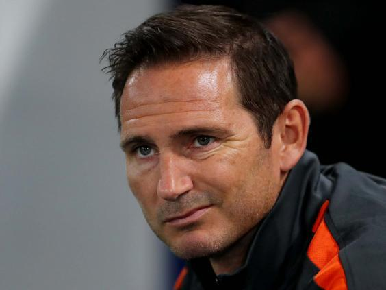 Frank Lampard knows Chelsea cannot afford to lose to Valencia (Getty)