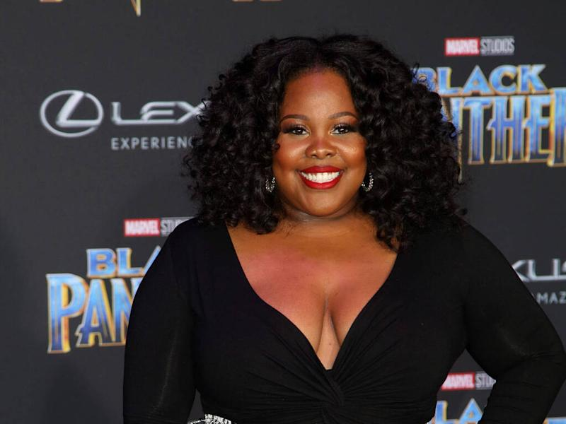 Amber Riley has 'cried until tear ducts dried out' following Naya Rivera's death