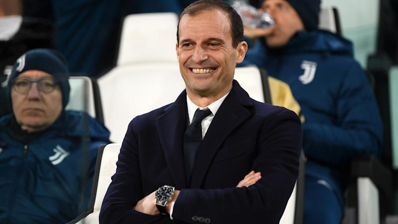 It's crazy to think we'd beat Spurs 3-0 – Allegri hits back at Juve critics