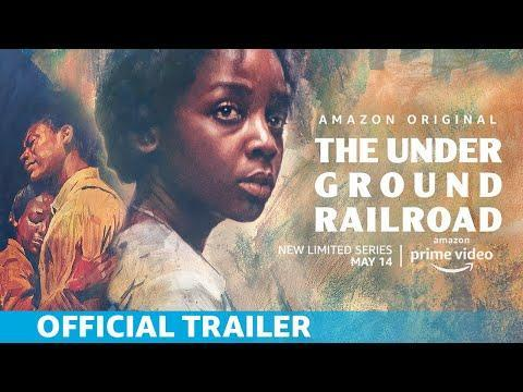 """<p>It's one of the most sweeping shows in Amazon Prime's TV production history, but would you expect anything less from executive producer, Barry Jenkins? Focusing first on one woman named Cora who escapes slavery in Georgia, the series follows her as she escapes a slave hunter. <em>Underground Railroad</em> is a haunting narrative based in America's most horrifying chapter. </p><p><a class=""""link rapid-noclick-resp"""" href=""""https://www.amazon.com/The-Underground-Railroad/dp/B08XC2DV8N?tag=syn-yahoo-20&ascsubtag=%5Bartid%7C10054.g.29251120%5Bsrc%7Cyahoo-us"""" rel=""""nofollow noopener"""" target=""""_blank"""" data-ylk=""""slk:Watch Now"""">Watch Now</a></p><p><a href=""""https://www.youtube.com/watch?v=wn4nc69r_xo"""" rel=""""nofollow noopener"""" target=""""_blank"""" data-ylk=""""slk:See the original post on Youtube"""" class=""""link rapid-noclick-resp"""">See the original post on Youtube</a></p>"""