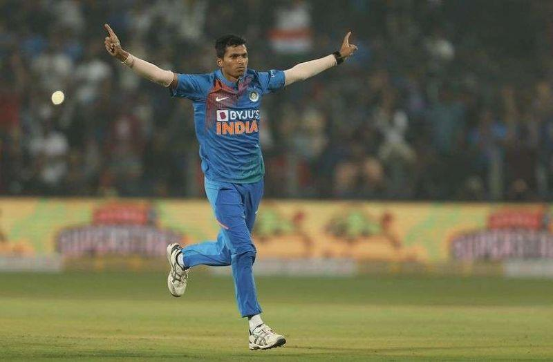 Navdeep Saini could get a Test call-up