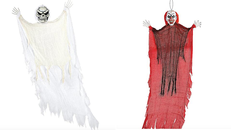 These hanging ghouls will send shivers down your neighbors spines.