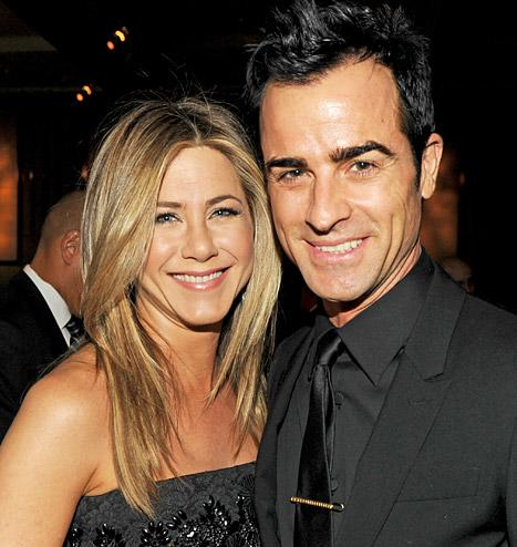 """Justin Theroux: """"I'm the Luckiest Guy in the World!"""""""