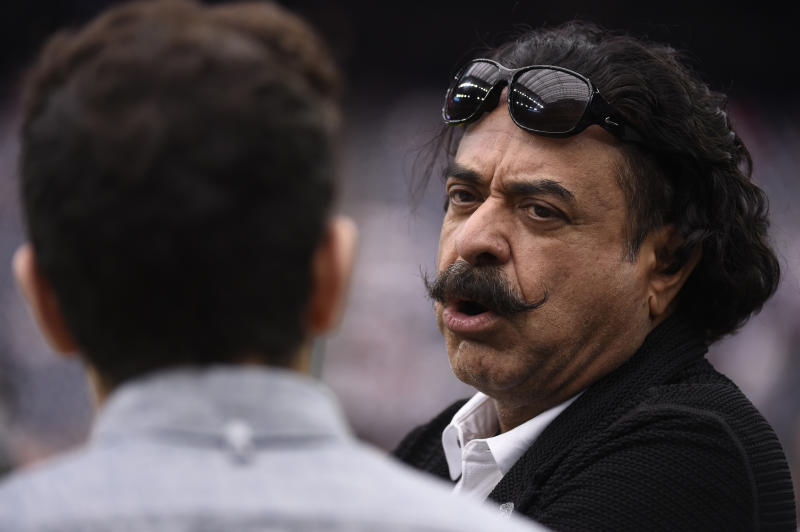 Jags owner Shad Khan understands how territorial soccer fans are of their teams. (AP)