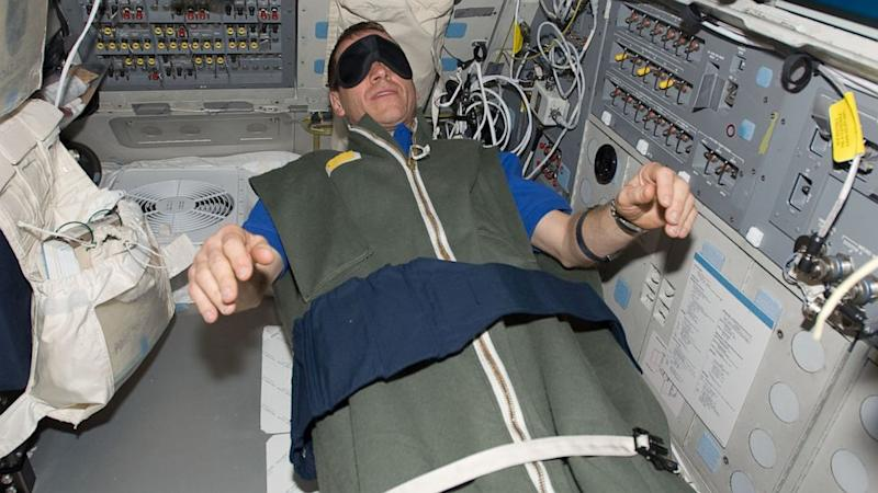Want $18,000 to Stay in Bed? Try NASA