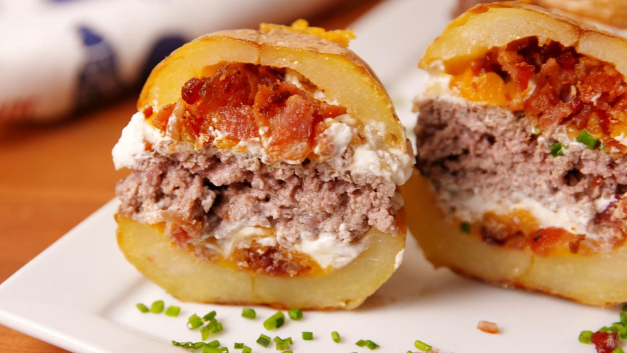 """<p>Need more comfort food? Try one of these <a rel=""""nofollow"""">cozy fall soups</a>. Can't get enough potatoes? Try our <a rel=""""nofollow"""">twice baked potatoes</a>, <a rel=""""nofollow"""">yummy cheesy potatoes</a>, and <a rel=""""nofollow"""">fun fried potato ideas</a>!</p>"""