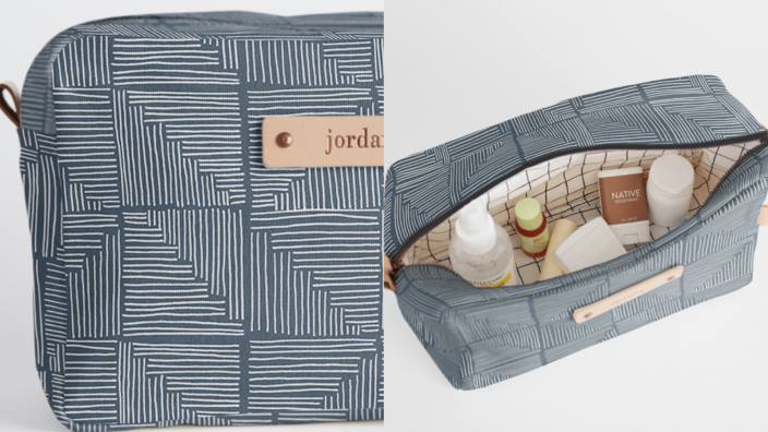 Best gifts for dads: Minted Dopp Kit