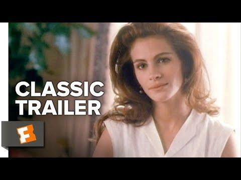 """<p>Julia Roberts and Richard Gere have never been sexier and never popped off the screen with romantic eagerness quite like in <em>Pretty Woman</em>. The courtship plot between Rich Guy and """"Hooker with a Heart of Gold"""" is certainly dated, but they sell it like a Champagne-splashed Hollywood dream we all kinda wish could be real. </p><p><a href=""""https://www.youtube.com/watch?v=2EBAVoN8L_U"""" rel=""""nofollow noopener"""" target=""""_blank"""" data-ylk=""""slk:See the original post on Youtube"""" class=""""link rapid-noclick-resp"""">See the original post on Youtube</a></p>"""