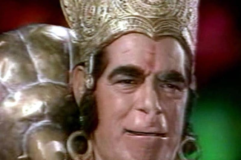 Did You Know Dara Singh Starved Himself Every Day For 6 Hours During Lanka Dahan Scene In Ramayan?