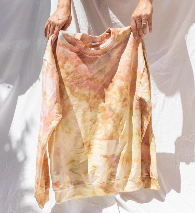 <p>For something that's both cozy and totally unique, this <span>Little Rad Company Tie-Dye Sweater in Sherbet</span> ($35) is the perfect work-from-home essential.</p>