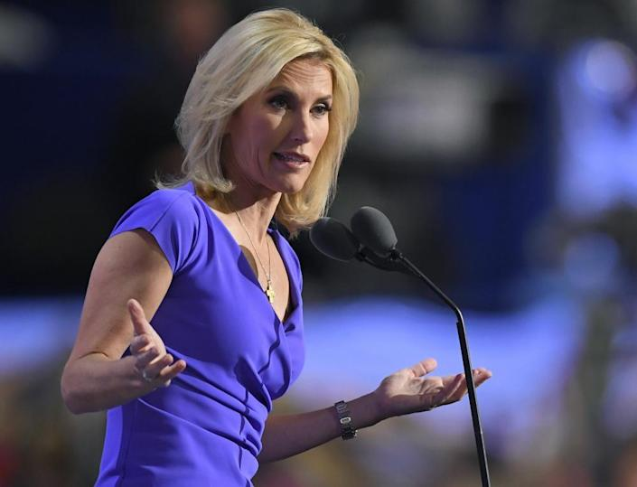 Laura Ingraham has said it 'is absolutely poisonous for the country' to look into radicalization of some members of the military.