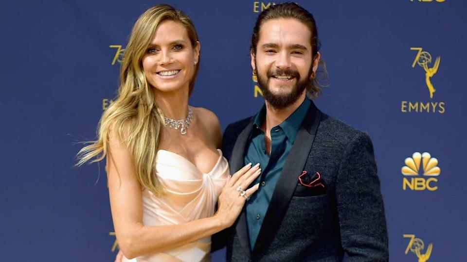 The supermodel and the musician are officially husband and wife.