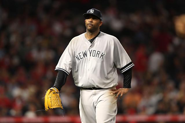New York Yankees pitcher CC Sabathia is retiring in 2019 after 19 seasons. (Getty Images)