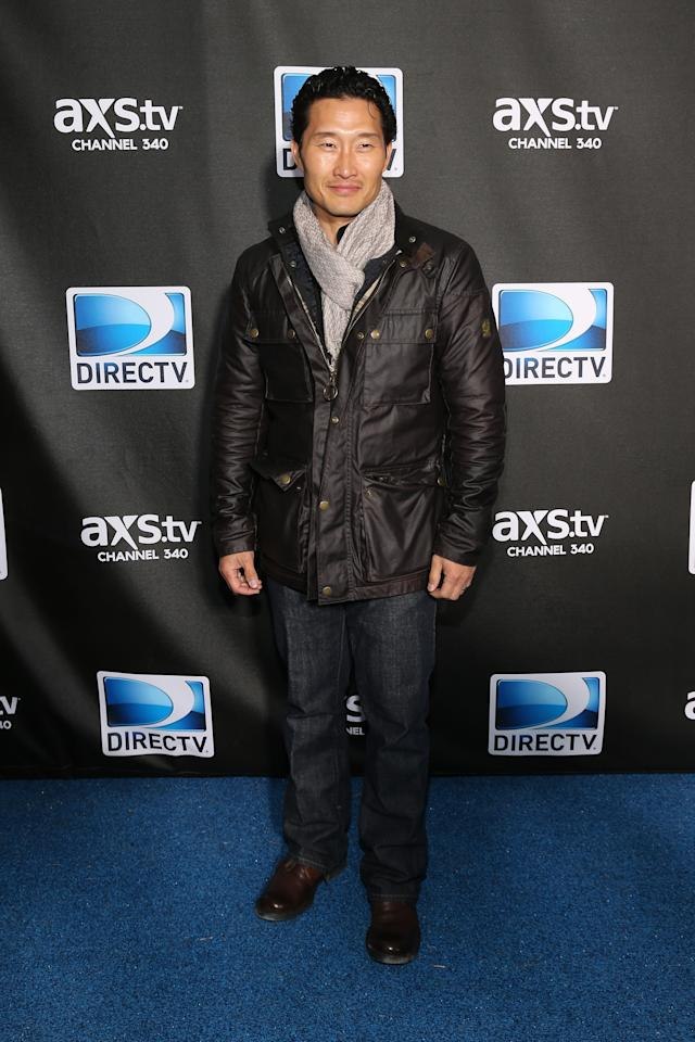 NEW ORLEANS, LA - FEBRUARY 02:  Actor Daniel Dae Kim attends DIRECTV Super Saturday Night Featuring Special Guest Justin Timberlake & Co-Hosted By Mark Cuban's AXS TV on February 2, 2013 in New Orleans, Louisiana.  (Photo by Neilson Barnard/Getty Images for DirecTV)