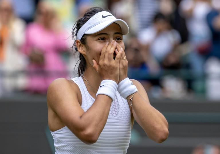 Emma Raducanu said after reaching the Last 16 at Wimbledon her mother has instilled in her values to respect everybody