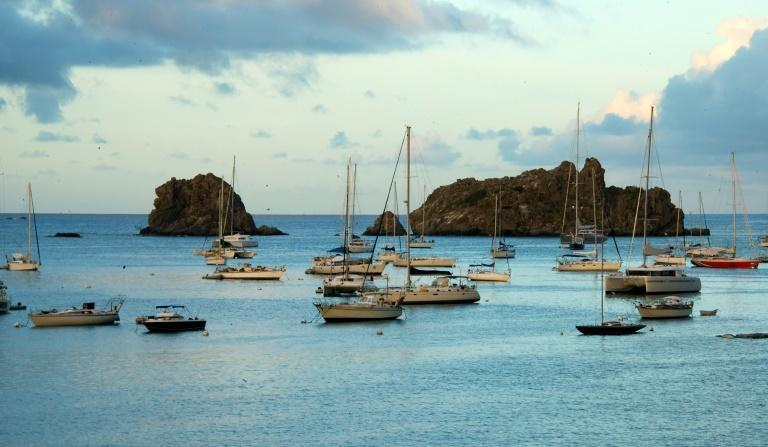Few mainland sailors have made it to the French Caribbean island of Saint-Barthelemy this year