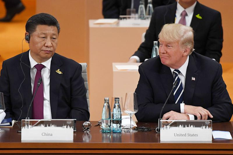Trump says White House asked China for plan to reduce US trade deficit with country by $1 billion