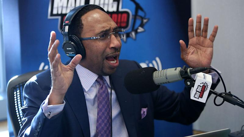 Stephen A. Smith shames NBA over WNBA bubble amenities