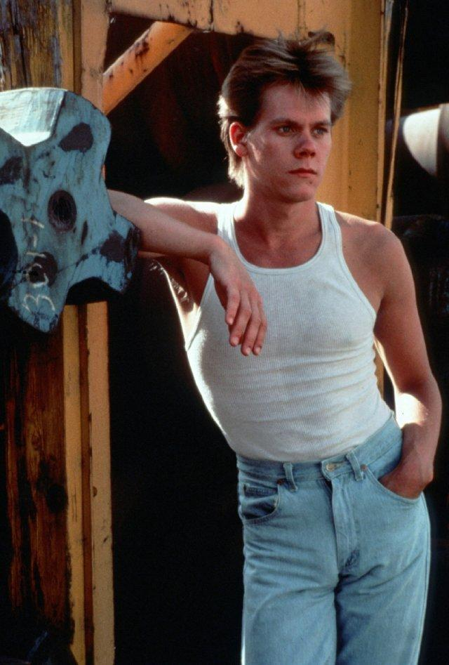 "Then: Kevin Bacon was a relative newcomer, having starred in ""Animal House"" and ""Diner,"" among a spattering of television shows and theatre productions. After his role as rebel Ren McCormack in ""Footloose,"" Bacon's star began to rise."