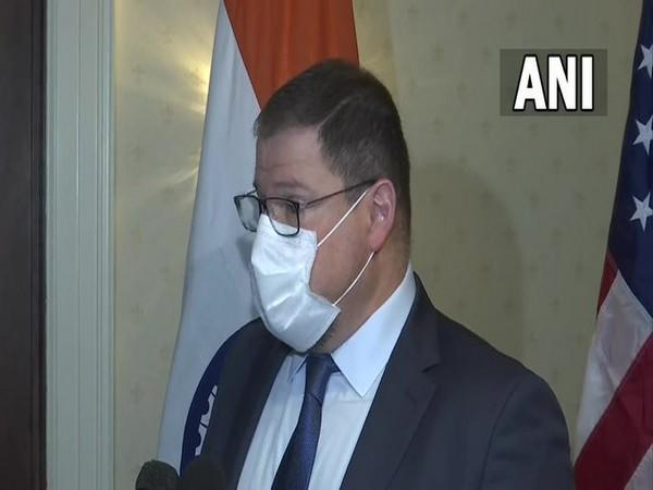 Qualcomm CEO Cristiano R Amon after meeting with Prime Minister Narendra Modi.