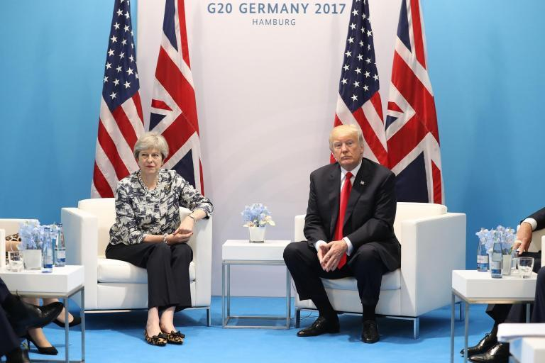 Donald Trump UK visit set for July as mass protests planned