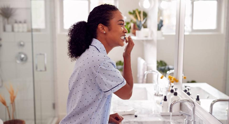 This top-rated Oral B brush is now half price at Boots. (Getty Images)