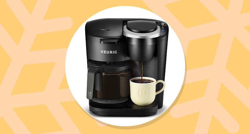 Snap up a Keurig for $20 off! (Photo: Walmart)