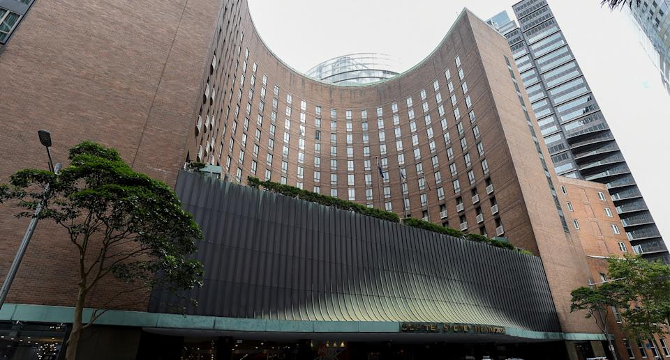 Health authorities are trying to determine how the virus leaked from the 11th floor of the Sofitel hotel. Source: AAP