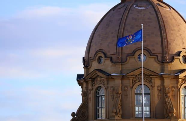 The spring session of the Alberta Legislature has been suspended until at least May 17, 2021. (Juris Graney/CBC - image credit)