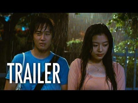 """<p>College student Kyun-woo (Cha Tae-hyun) saves a drunk young woman (Jun Ji-hyun) from falling over into the tracks of a train. Since the night they met, they've kept bumping into each other, and each time she somehow lands them both in trouble. And from all the mischief, they develop a relationship. But all love stories have their challenges, and theirs involves strict parents, blind dates, and farewell letters in a time capsule.</p><p><a class=""""link rapid-noclick-resp"""" href=""""https://www.youtube.com/watch?v=ufVjk6EU3Jw"""" rel=""""nofollow noopener"""" target=""""_blank"""" data-ylk=""""slk:STREAM IT"""">STREAM IT</a></p><p><a href=""""https://www.youtube.com/watch?v=4lnyW3vIGvI"""" rel=""""nofollow noopener"""" target=""""_blank"""" data-ylk=""""slk:See the original post on Youtube"""" class=""""link rapid-noclick-resp"""">See the original post on Youtube</a></p>"""