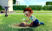 """<p><strong>Hulu's Description:</strong> """"Adaptation of the John Nickle picture book about a boy who gets shrunk to insect size after hosing down the inhabitants of an anthill with his water gun.""""</p> <p><span>Stream <strong>Ant Bully</strong> on Hulu!</span></p>"""