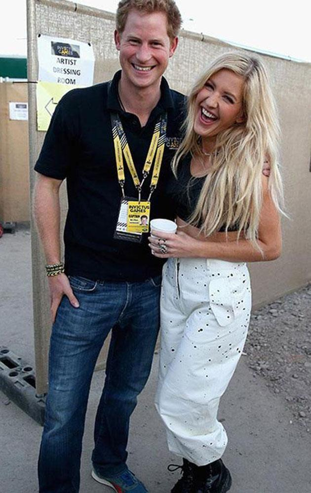 Ellie Goulding is said to have had a thing with Prince Harry back in 2015. Photo: Getty Images