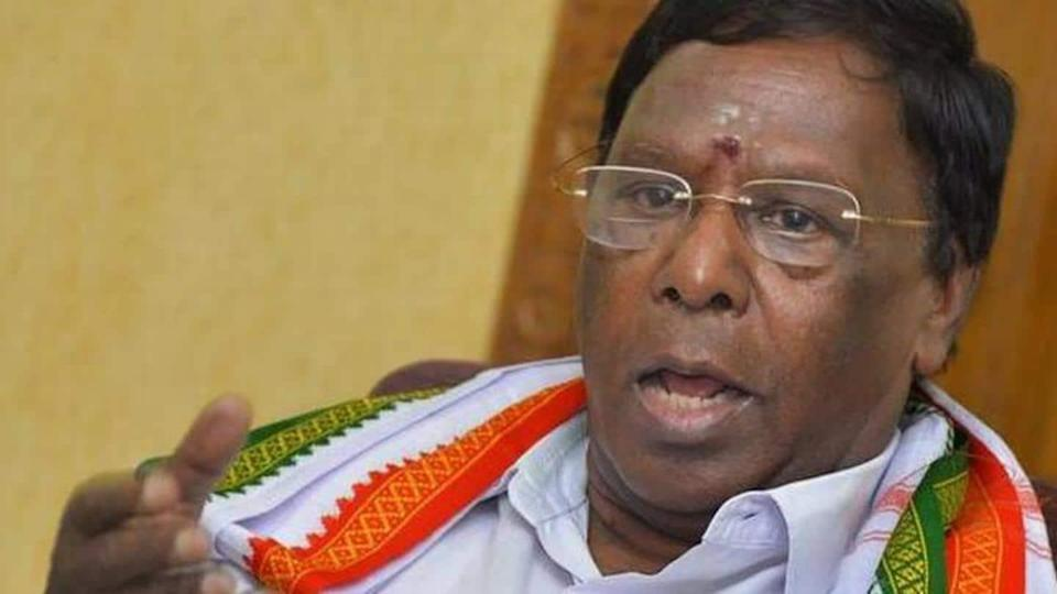 Congress government in Puducherry in minority as another MLA resigns