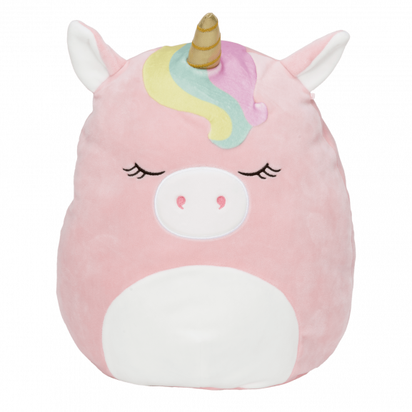 """<p><strong>Squishmallows</strong></p><p>squishmallows.com</p><p><strong>$12.99</strong></p><p><a href=""""https://squishmallows.com/product/ilene/"""" rel=""""nofollow noopener"""" target=""""_blank"""" data-ylk=""""slk:Shop Now"""" class=""""link rapid-noclick-resp"""">Shop Now</a></p><p>We see how it's so easy to amass 40+ of these. If an apocalypse comes? No need to worry. You have a fierce Squishmallow army. 🔪 </p>"""