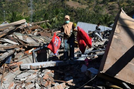 Some 1,477 people have been severely injured in the latest quake