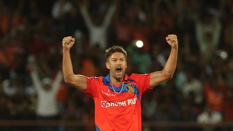 Watch | Gujarat Lions' Andrew Tye Takes Hat-trick in IPL Debut