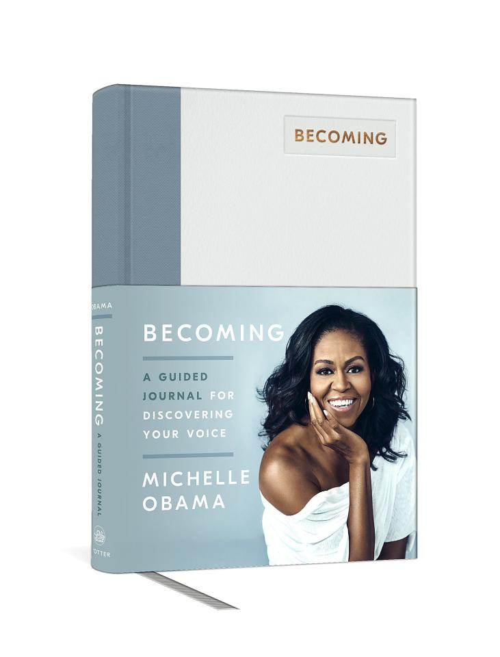 "The success of the blockbuster memoir also led to the release of Obama's new companion journal, <em><a href=""https://people.com/politics/michelle-obama-announces-memoir-becoming-companion-journal/"">Becoming: A Guided Journal for Discovering Your Voice</a>. </em>The project, which hit shelves Nov. 19, 2019, was created to help readers document their own journeys through life.  It ""includes more than 150 inspiring questions and quotes that resonate with key themes in Mrs. Obama's memoir and that are designed to help readers reflect on their personal and family history, their goals, challenges, and dreams,"" according to publisher Penguin Random House.  What's more: <a href=""https://people.com/politics/michelle-obama-donates-500k-becoming-merchandise-girls-opportunity-alliance/"">She just announced that she'll donate $500,000 in proceeds from <em>Becoming</em> and its related merchandise to girls' education.</a>"