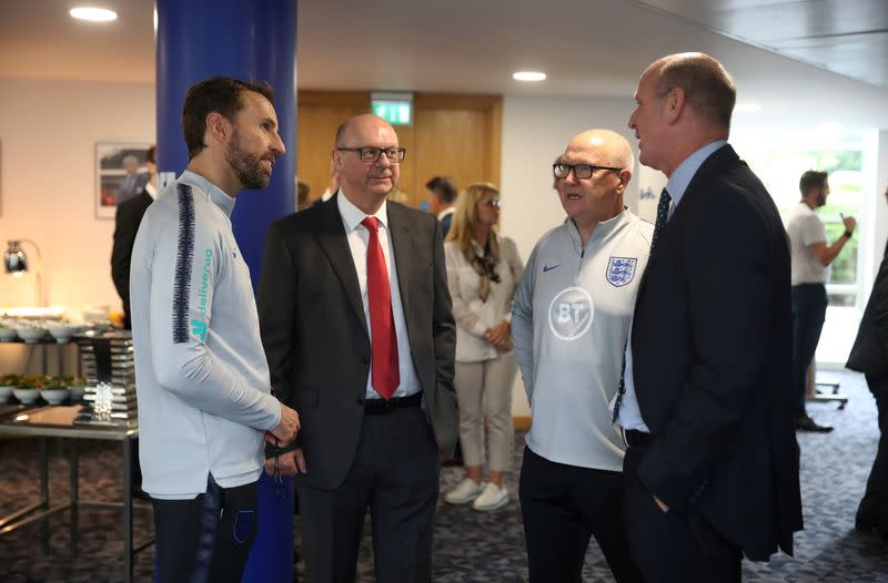 Les Reed to leave role as FA technical director, replaced by John McDermott